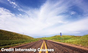 Make the most of your internship: enroll in a web-based internship course. Summer Application Deadline: June 6 at noon