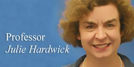 Prof. Julie Hardwick