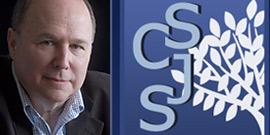 Prof. Robert Abzug, director of the SCJS