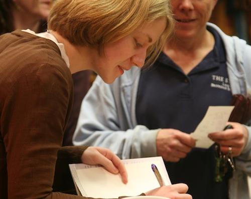 Graduate student Katharine Beutner wins Edmund White Award for Debut Fiction