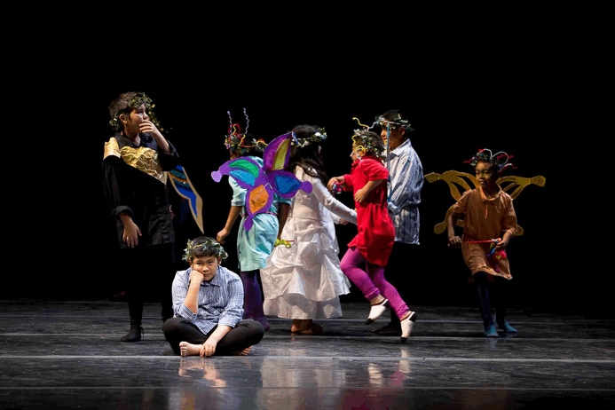 6th Annual UT Children's Shakespeare Festival