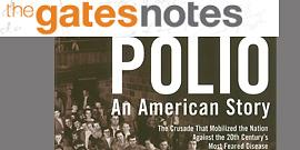 Bill Gates writes review on David Oshinsky's book on polio