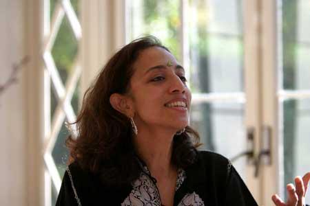 Lecture by Kavita N. Ramdas