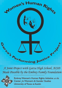 Women's Human Rights: Garza's Performing Justice Project