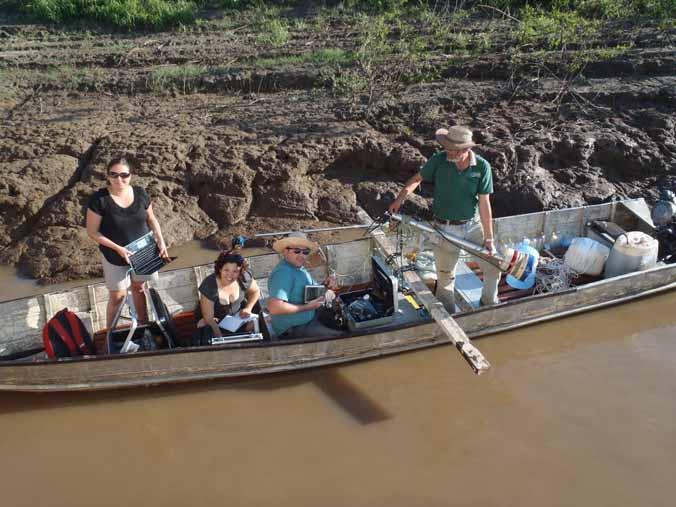 Geographers help evaluate Amazon environmental change