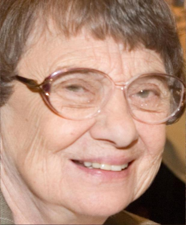 Philanthropist, educator and feminist Ronya Kozmetsky dies at 90
