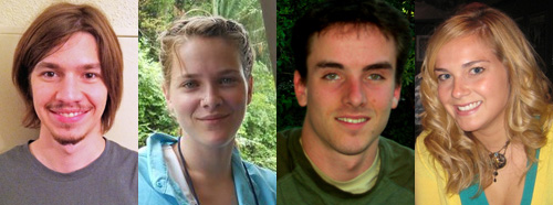 Four Department of English students win Rapoport-Kings Thesis Scholarship