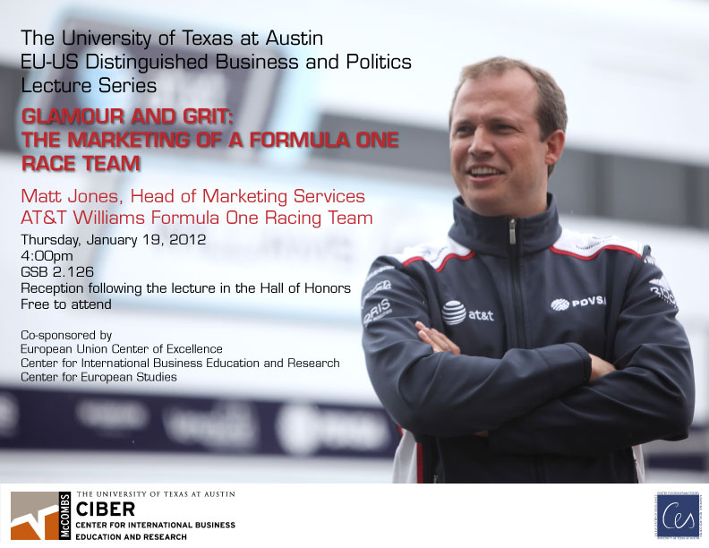 Glamour and Grit: The Marketing of a Formula One Race Team