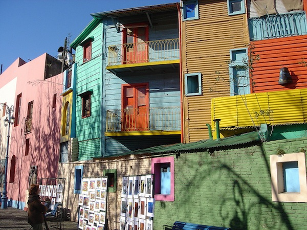 Geography Study Abroad Program Now in Buenos Aires