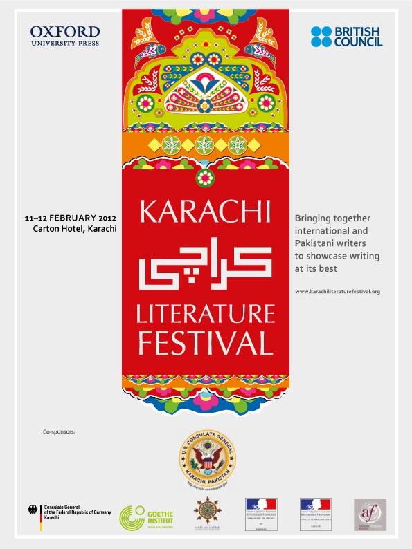 South Asia Institute Co-Sponsors Karachi Literature Festival