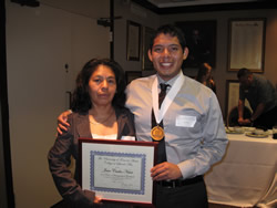 Sociology Students Named Distinguished Graduates of 2012