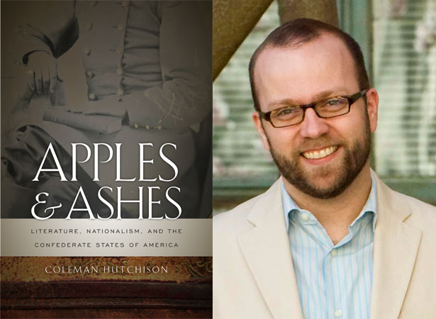 Assistant Professor Coleman Hutchison publishes 'Apples and Ashes'