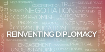 Training Global Diplomats: A New Multidisciplinary Initiative