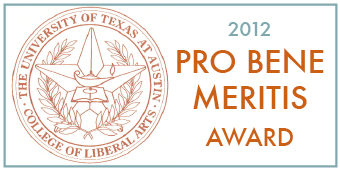 College of Liberal Arts honors Four with Pro Bene Meritis Award