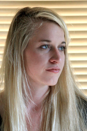 English Honors student Katherine Noble wins 2012 Roy Crane Award
