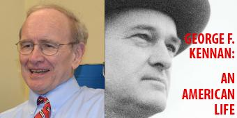History alumnus John Lewis Gaddis wins Pulitzer, visits History graduate students