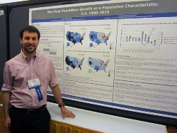 PRC Trainee Isaac Sasson Wins Poster Award at 2012 PAA