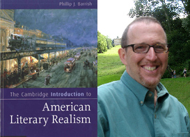 Associate Professor Phillip Barrish publishes 'The Cambridge Introduction to American Literary Realism'