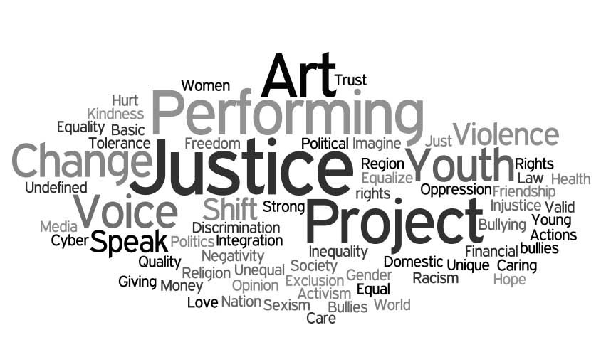 Performing Justice Project @ Ann Richards School