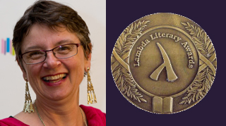Professor Lisa Moore's 'Sister Arts: The Erotics of Lesbian Landscapes' wins Lambda Literary Award