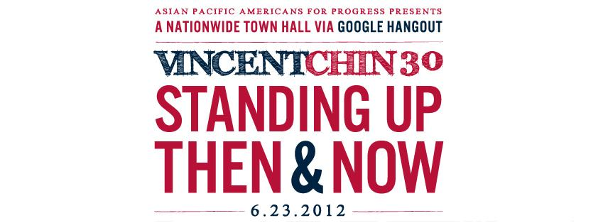 APAP Marks 30th Anniversary of Vincent Chin Murder with Nationwide Town Hall on Hate crimes and Bullying
