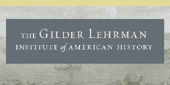 IHS partners with Gilder Lehrman Institute to host teacher workshop
