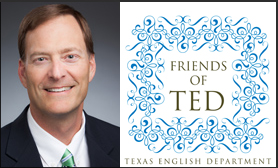 Free and Open to the Public: Friends of TED Fall Schedule