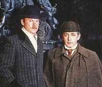 Fall 2012 Film Series: Sherlock Holmes & Dr. Watson