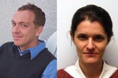Greg Barnishel and Vessela Valiavitcharska
