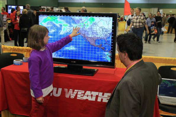 The 2013 Annual Meeting of the American Meteorological Society at the Austin Convention Center 5-10 January 2013