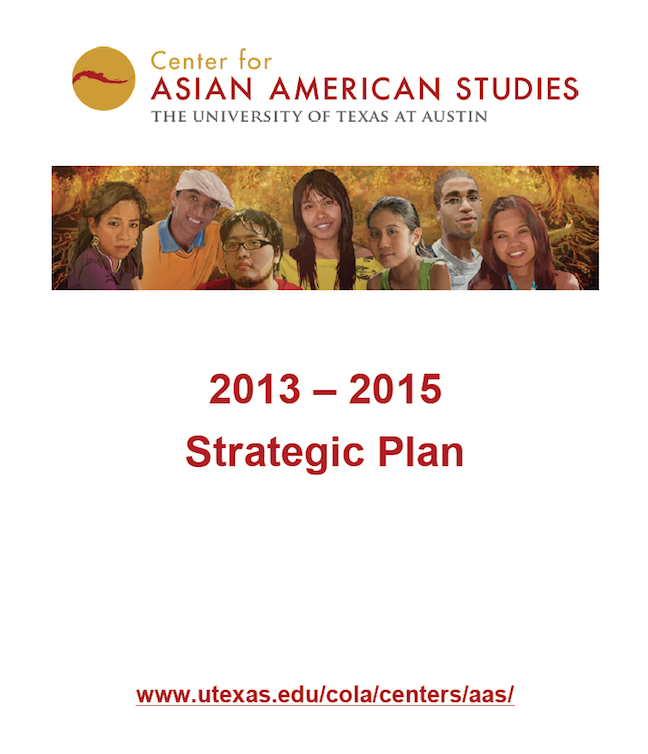 CAAS 2013-2015 Strategic Plan