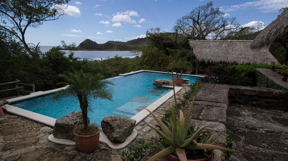Morgan's Rock Hacienda and Eco-Lodge in Nicaragua. Photo credit NYT