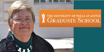 Ann Twinam recipient of Outstanding Graduate Teaching Award