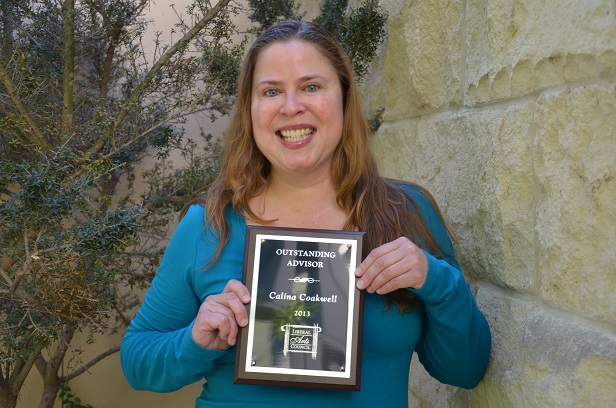 Award Winning Advisor Helps Students Shine in the Department of Geography and the Environment