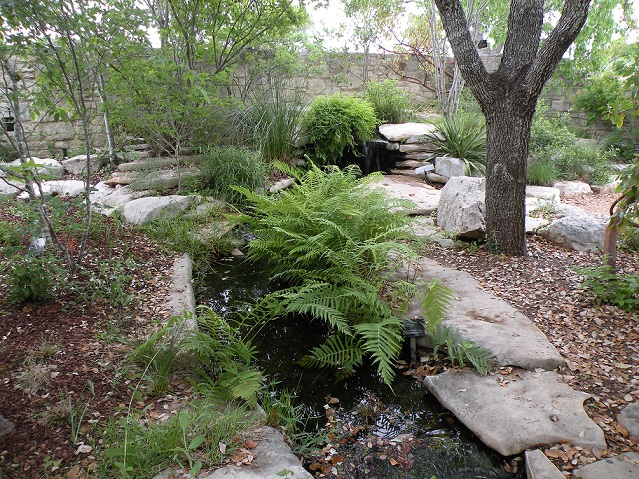 The Lady Bird Johnson Wildflower Center will be one of the local sites available for visiting during the landscape ecology meetings