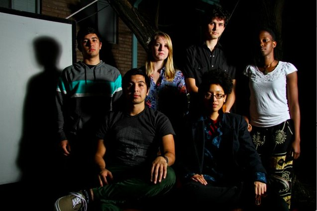 AFR Major Participates in College Unions Poetry Slam Invitational