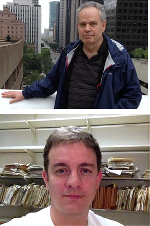 Greg Knapp and Matt LaFevor elected Directors of History of Geography Specialty Group (AAG)