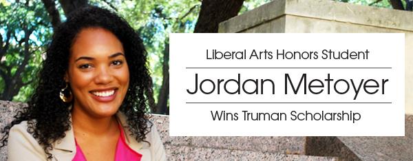 UT Urban Studies Student Awarded Truman Scholarship