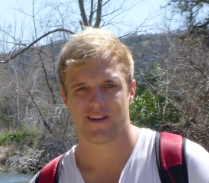 Graduate Student Paul Holloway Places Second in GISS-SG Student Paper Competition