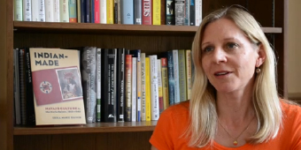 Erika Bsumek discusses her current research on the American West with Life & Letters