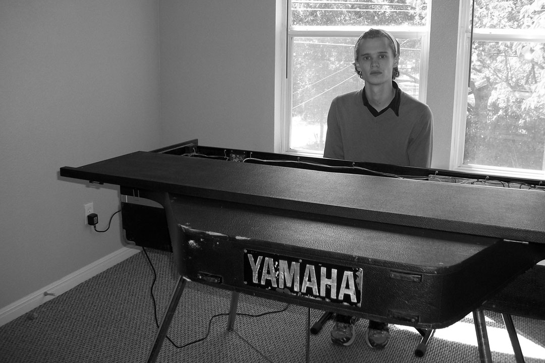 Ben Johnson Releases First Piano Album