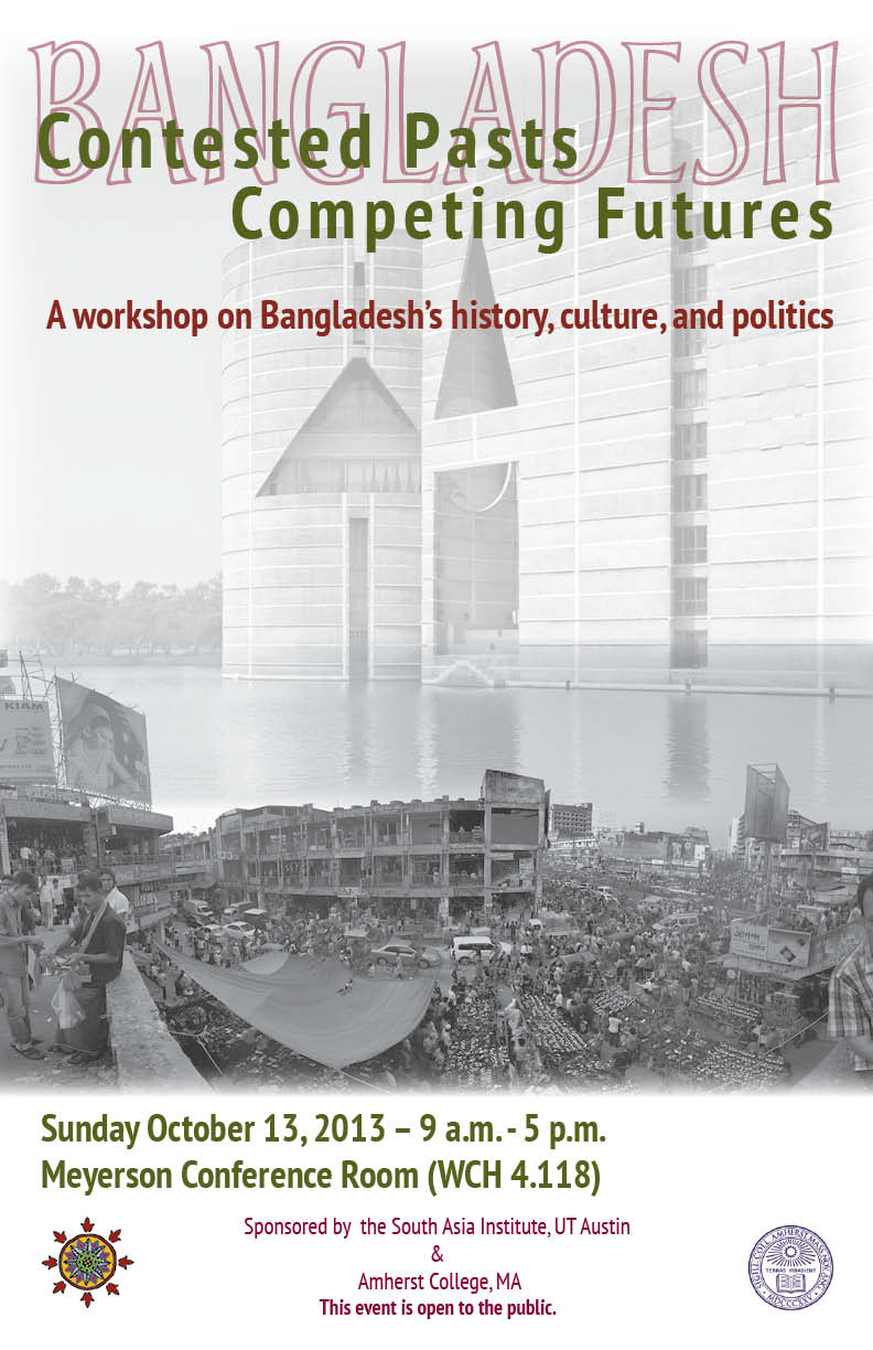 Bangladesh: Contested Pasts, Competing Futures