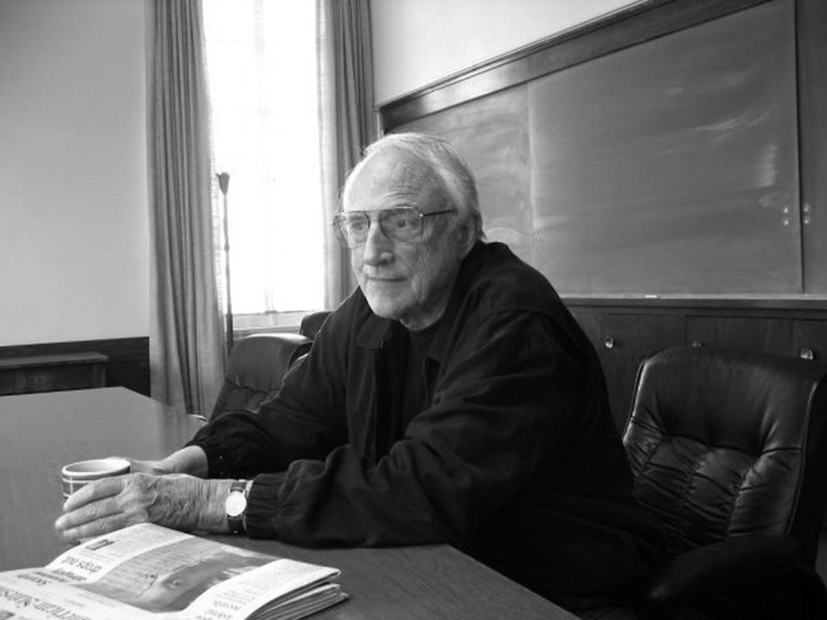 Edwin B. Allaire, 1930–2013