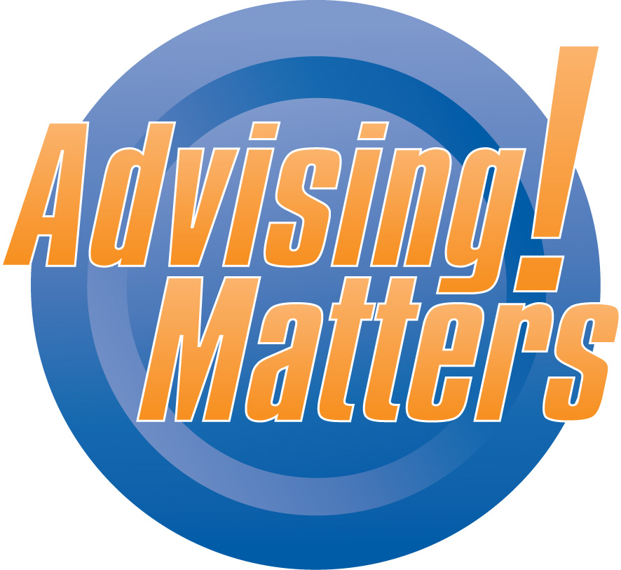 Sign up for Advising! Registration Occurs October 28th-November 8th.