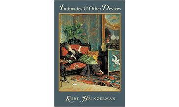 Professor Kurt Heinzelman's new collection of poetry,