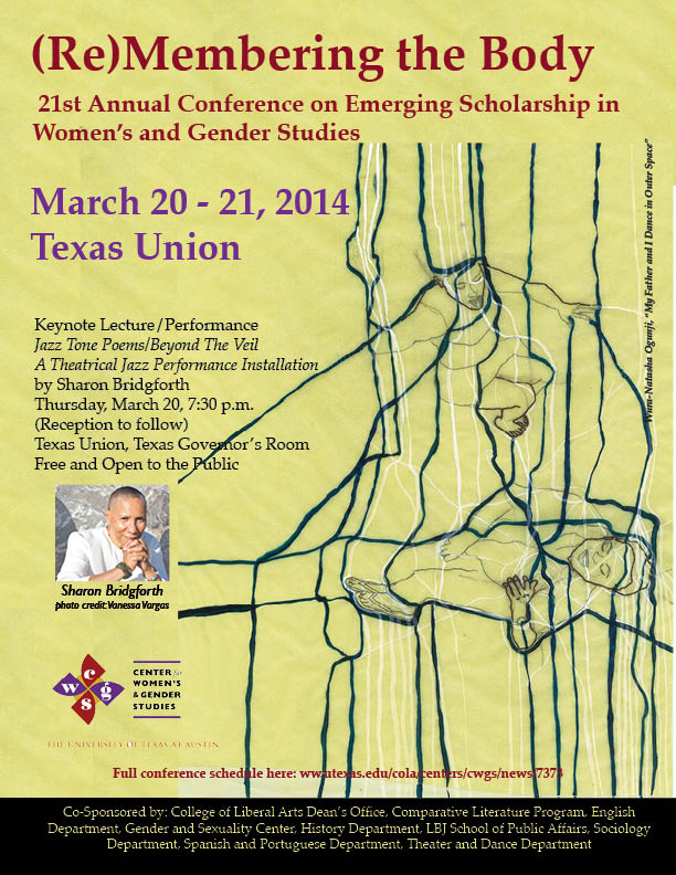 (Re)Membering the Body,  21st Annual Conference on Emerging Scholarship in Women's and Gender Studies