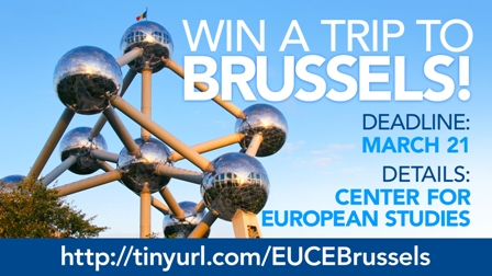 Applications Now Being Accepted for EUCE Brussels Program