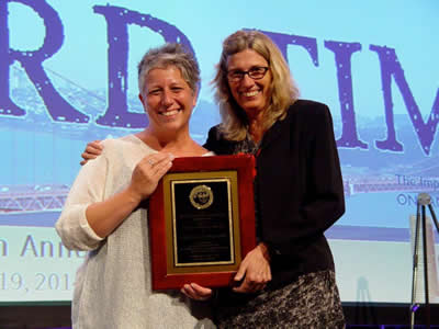 Dr. Christine Williams Receives 2014 Jessie Bernard Award from ASA