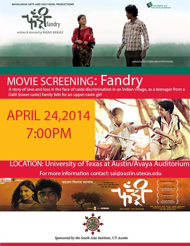 'Fandry' Movie Screening