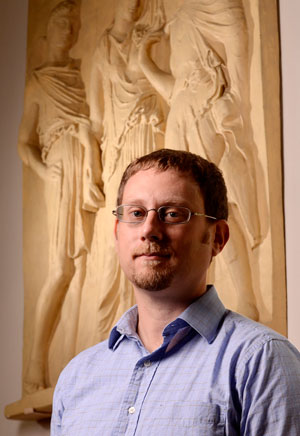 Classics Professor Adam Rabinowitz Awarded NEH Digital Humanities Grant